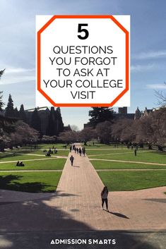 You probably already know the basics of what to ask when you are visiting prospective colleges—majors offered, costs, how many students attend, etc. But there are a lot of questions you may have never thought to ask that can give you a better perspective of whether or not this college is really going to be a match: socially, academically and financially.