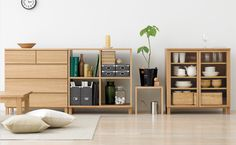 MUJI inspired living room