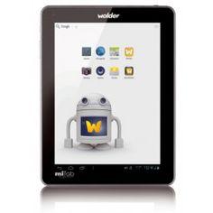 Tablet · Wolder miTab EXPERIENCE
