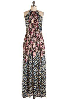 Getting to Flow You Dress | Mod Retro Vintage Dresses | ModCloth.com