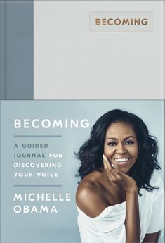 Booktopia has Becoming, A Guided Journal for Discovering Your Voice by Michelle Obama. Buy a discounted Hardcover of Becoming online from Australia's leading online bookstore.