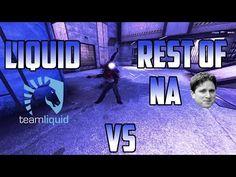CS:GO - Liquid vs Rest of NA