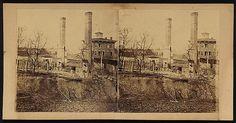 A view in Atlanta, Ga., Nov. 1864