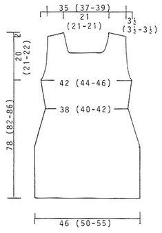 Summer Eve / DROPS 46-10 - DROPS Crochet dress in Safran - Free pattern by DROPS Design