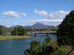 Located on the banks of the Tweed River, overlooked by the spectacular Mount Warning - Murwillumbah, NSW Australian Road Trip, City Farm, Country Farm, Byron Bay, South Wales, Rivers, Banks, Tweed, History