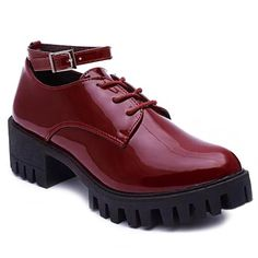 Available colours: red, black  Available sizes: 35, 36, 37, 38, 39  Platform Height: 2.5CM  Heel Height: 5CM   Delivery time 2-4 weeks