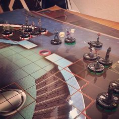 SHIELD vs Ultron #heroclix #ussdauntless Miniatures, Instagram Posts, Mini Things, Mockup