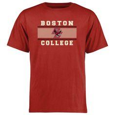 Boston College Eagles Big & Tall Micro Mesh T-Shirt - Maroon - $29.99