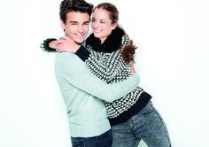 Caldi pullover per teneri abbracci  #OVS #OVSaw15 #OVSTeen #OVSknitwear