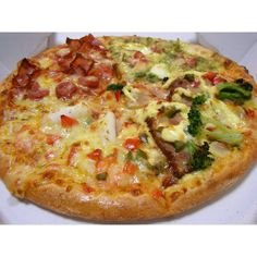 Quando un solo gusto non basta ... pizza time