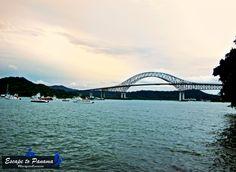 The Bridge of the Americas El Puente de las Américas #EscapetoPanama #Panama - @HIMGPanama