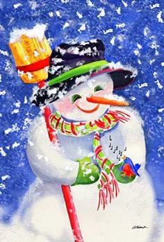 Toland Home Garden Snowman's Delight 28 x 40-Inch Decorat... http://www.amazon.com/dp/B00KOJQ4JS/ref=cm_sw_r_pi_dp_iVJrxb0QFXXR1
