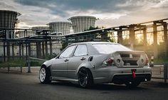#Lexus_IS300 #Toyota_Altezza #Modified #WideBody #DriftBuild #Stance
