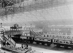 Estación de Birmingham, 1870.