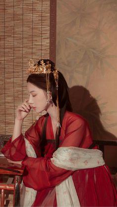 - Nữ nhân cổ trang cosplay by Kiều Mạt Yên Lộ.