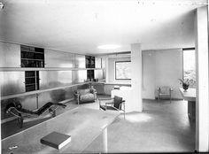 Fondation Le Corbusier - Réalisations - Villa Church