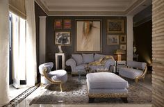 Grey Furniture Design Ideas, Pictures, Remodel, and Decor - page 6