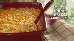 Paula's Keepers: Pimento Macaroni and Cheese @nlkirk  @lrbware