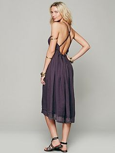 Free People Fantine Maxi Dress