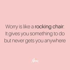 When fear becomes a worry-spiral, our mind can (literally) have a mind of its own. But you have control. Today, ask, 'Is this useful?'
