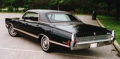1968 Mercury Park Lane 4-Door Hardtop
