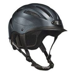 Tipperary Sportage Helmet - Carbon Gray by Tipperary. $69.95. The ASTM-SEI certified New Sportage 8500 from Tipperary includes all of the features that the original Tipperary helmet is most famous for. Listening to riders' feedback they have integrated the original style, fit and ventilation that made it the most comfortable and one of the lightest helmets on the market. Made of lightweight, high density ABS material the Sportage 8500 has superior resistance to h...