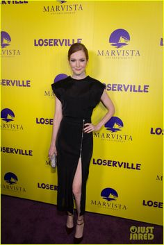 Matt McGorry & Darby Stanchfield Premiere 'Loserville' in Hollywood