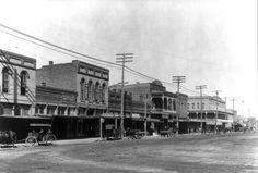 Cleburne,  Texas 1905