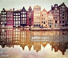Reflection over typical Dutch characteristic architecture on... #amsterdam: Reflection over typical Dutch characteristic… #amsterdam