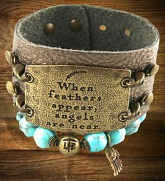 Ruby Blue Exclusive Lenny and Eva sentiment! When Feathers Appear, Angels are Near. Makes you think about those lost but never forgotten.   www.rubyblueforyou.com