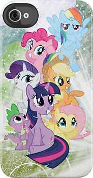 I've been looking for a good MLP Iphone case and this one is PERFECT!