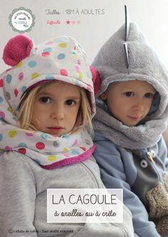 Tutoriels gratuits d'accessoires pour l'hiver - Le site pour apprendre à coudre seul(e)! !