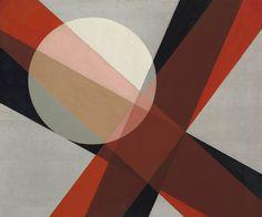 """László Moholy-Nagy, """"A 19,"""" 1927. Hattula Moholy-Nagy, Ann Arbor, Michigan."""