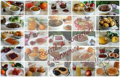 Confetture e marmellate, frutta sciroppata, miele di fichi melassa Preserving Food, Chutney, Preserves, Buffet, Canning, Breakfast, Sweet Sweet, Italian Recipes, Morning Coffee