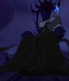 Hades-my favourite villain Hades Disney, Evil Disney, Walt Disney, Disney Hercules, Disney Nerd, Disney Films, Disney Villains, Disney And Dreamworks, Disney Love