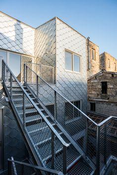 Publilettre  / Fabre-DeMarien Architectes, © Julien Fernandez