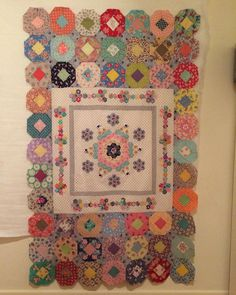 Emma Mary quilt- Lovely!