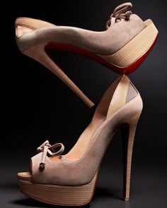 loubous these will also be in my closet too