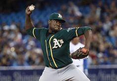 #MLB: Se destaca el Quisqueyano Simón Castro en el bullpen de los Atléticos
