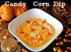 ~Candy Corn Dip!