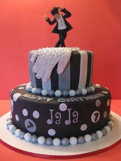 Lugg Birthday Cake