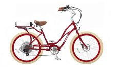 Pedego Electric Bike...this is the one I am eyeing