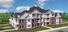 Fenwyck Manor & Fenwyck Chase at Blenheim Apartment Buildings in Chesapeake, VA