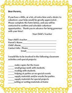 Senior Dues Parent Letter