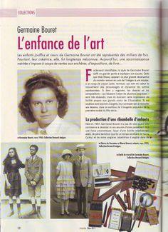 Germaine Bouret : bienvenue chez mamie jeannette