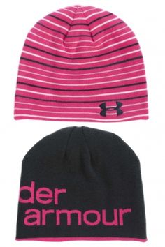 2aef506571fa9 Ladies Under Armour Switch It Up Reversible Beanie Hat £15.00 Nike Under  Armour