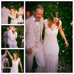 Seriously love this wedding - Magali Pascal