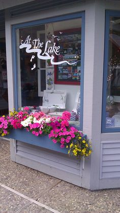 At The Lake, Leland, MI --- one of my favorite shops!!  Next door is Roxanne's.  I buy a piece of her jewelry every time i visit!