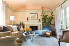 St Francis Wood Living Room Photo by David Duncan Livingston