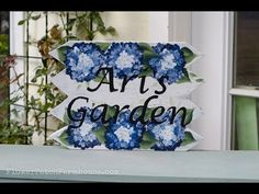 Learn to Paint Hydrangeas the Fast and Easy Way - Flower Patch Farmhouse